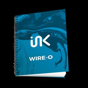 Wire-o boeken drukken